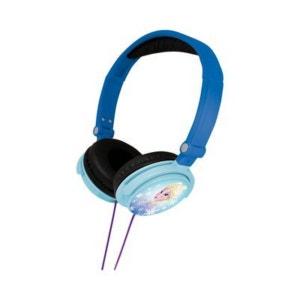 LEXIBOOK Le casque audio Disney La reine des neiges jouet musical LEXIBOOK