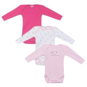 Confezione di body bébé in cotone ABSORBA