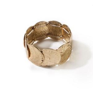 Bracelet martelé fantaisie ANNE WEYBURN