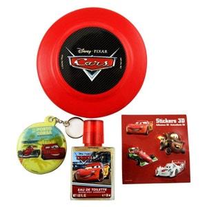 Disney Cars Coffret cadeau enfant avec eau de toilette 30ml et jouets - 4pcs DISNEY PRINCESS
