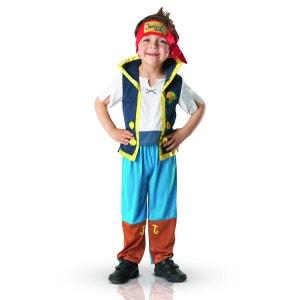 Déguisement Jake et les Pirates du Pays Imaginaire : 2/3 ans (86 à 94 cm) RUBIE S