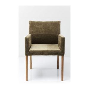 chaise confortable avec accoudoirs | la redoute - Chaise Fauteuil Avec Accoudoir