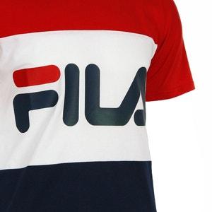 T-shirt met ronde hals en korte mouwen FILA