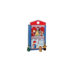 Roba 6972 Théâtre de marionnettes avec 6 marionnettes ROBA