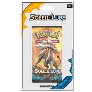 Pokemon : Booster Soleil et Lune ASMODEE
