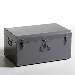 Koffer in metaal, Masa La Redoute Interieurs