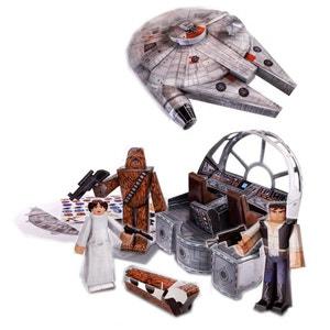Star Wars - Set Papercraft Millennium Falcon Vehicle Pack JAZWARES