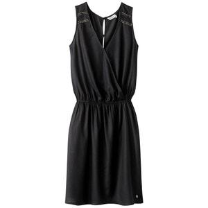 Plain Short Sleeveless Dress KAPORAL 5