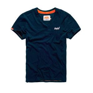 T-shirt manches courtes Orange Label Vintage SUPERDRY