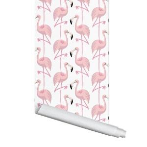 Papier Peint Flamingo Rose PAPERMINT