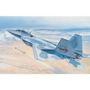 Maquette avion: F22 Raptor ITALERI