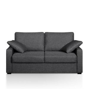 Canapé lit, couchage express, polyester chiné, Tim La Redoute Interieurs