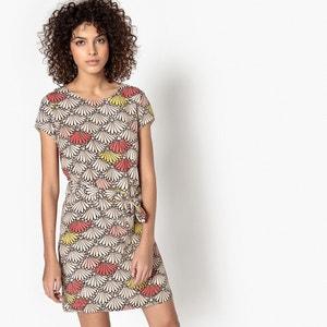 Bedrukte rechte jurk CALLIOPE SUNCOO
