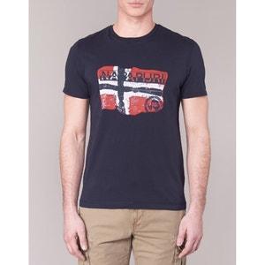 Camiseta Saleny con motivo estampado NAPAPIJRI