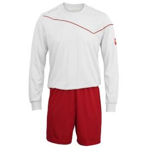Ensemble t shirt et short de football LOTTO