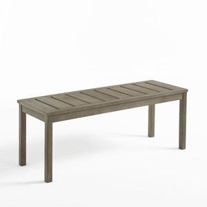 BAKENE Acacia 2-seater Garden Bench La Redoute Interieurs
