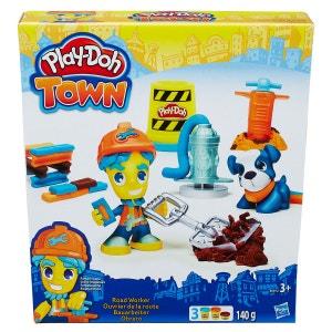 Pâte à modeler PlayDoh Town : Ouvrier de la route PLAY DOH