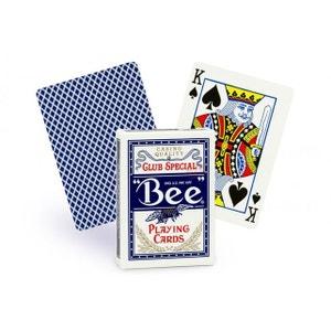 Cartes Bee poker regular (bleu) BICYCLE
