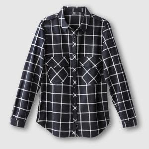 Checked Shirt LE TEMPS DES CERISES