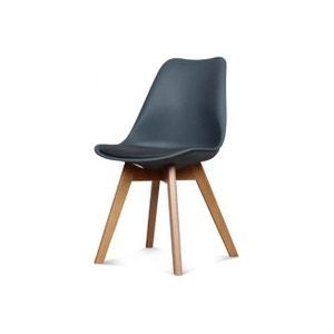 Chaise de bureau design scandinave la redoute - Chaise scandinave la redoute ...