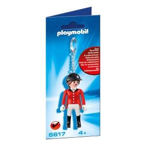 Playmobil 6617 : Porte-clés Cavalière PLAYMOBIL