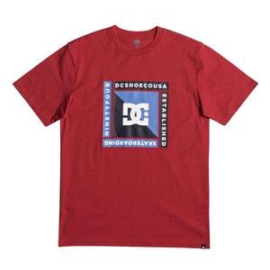 T-shirt con scollo rotondo tinta unita, maniche corte DC SHOES
