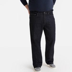 Stretch comfort jeans met elastische taille, L2