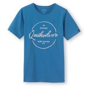 Bedrukt T-shirt 8 - 16 jr Quiksilver® QUIKSILVER