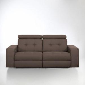 Canapé de relaxation électrique Julema en tissu co La Redoute Interieurs