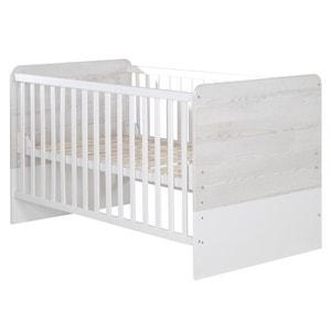 Lit bébé réglable à 3 hauteurs collection 'Alenja' Roba - 70 x 140 cm ROBA