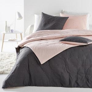 Floki Two-Toned Bedspread La Redoute Interieurs