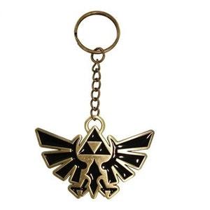 Zelda - Porte clef - Logo métal BIOWORLD