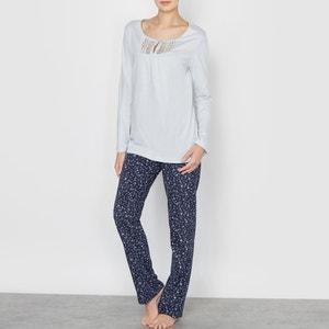 Pyjamabroek in katoen ANNE WEYBURN