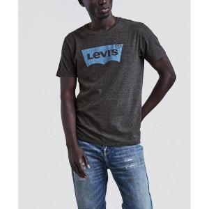 Tee shirt col rond imprimé, manches courtes LEVI'S