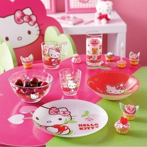 Set de vaisselle pour enfant Hello Kitty Cherries LUMINARC
