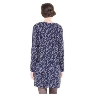 Krótka sukienka z długim rękawem CHARLISE