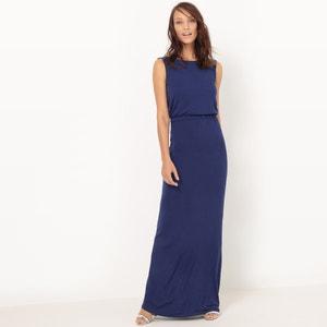 Langes Kleid, Wirkware, uni atelier R