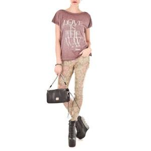 Jeans The Ankle Skinny Current Elliott Beige Python CURRENT ELLIOTT