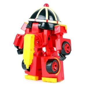 Véhicule Robocar Poli transformable : Roy le camion de pompier OUAPS