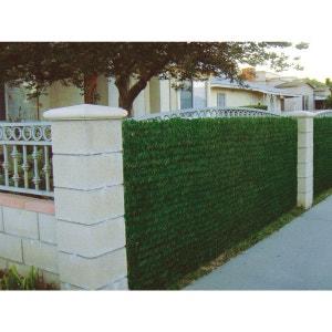 """Haie artificielle """" 200 X 300 cm """" H&j habitat et jardin"""