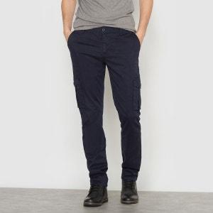 Pantalon coupe droite style battle La Redoute Collections