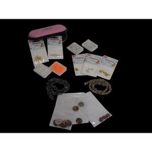 Pochette création bijoux, 470 pierres semi précieuses, perles et fermoirs - Perles Box PERLES BOX