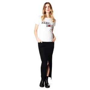 T-shirt Digital Rose SUPERMOM