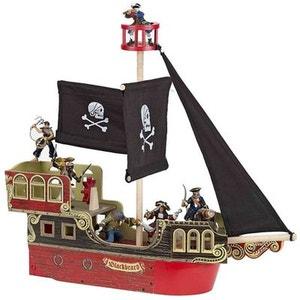 Bateau pirate Blackbeard PAPO