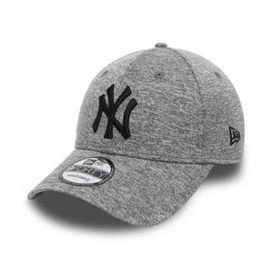 Casquette Incurvée Femme New Era New York Yankees Tech Jersey 9Forty Gris NEW ERA CAP