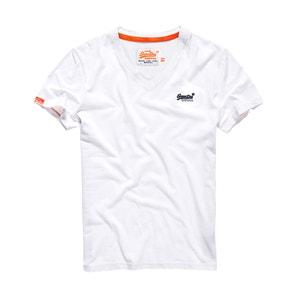 T-shirt met korte mouwen Orange Label Vintage SUPERDRY