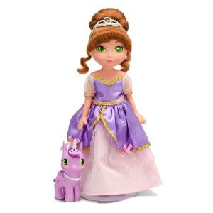 Poupée Il était une fois les princesses : Margot et sa licorne LGRI