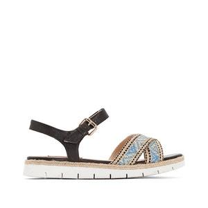 Sandalen in leer, Paulti PARE GABIA