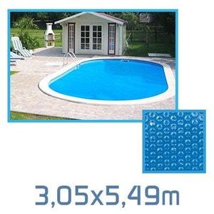 bache piscine 3 5