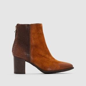 Boots cuir MJUS LAVANDA MJUS